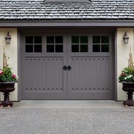 Herreria carmona portones americanos for 14 foot tall garage door