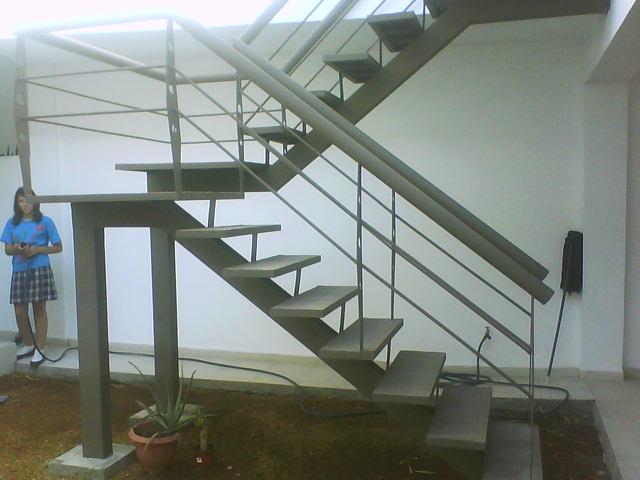 Herreria carmona escaleras - Escaleras para exterior ...